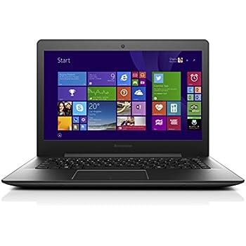 Lenovo U41-70 35,6 cm (14 Zoll Full HD Matt) Slim Ultrabook (Intel Core i5-5200U, 2,7GHz, 8GB RAM, 256GB SSD, Intel HD Grafik, Windows 10) schwarz
