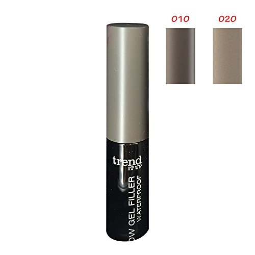 trend IT UP Augenbrauengel Brow Gel Filler Waterproof 010, 5 ml (1er Pack)