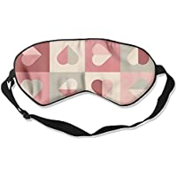 Sleep Eye Mask Love Heart Lightweight Soft Blindfold Adjustable Head Strap Eyeshade Travel Eyepatch E7 preisvergleich bei billige-tabletten.eu