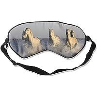 Schlafmaske, wiederverwendbar, kalt, verbessert Schlafädeme und Müdigkeit der Augen – eine Herde von Pferden im... preisvergleich bei billige-tabletten.eu