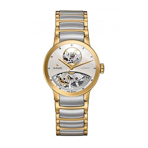 0c4bd897c Rado Centrix Reloj de Mujer automático 33mm Color Dos Tonos R30246013