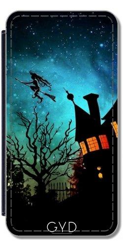 he Hülle für Samsung Galaxy S8 (SM-G950) - Halloween Horror Unheimlich Gruselig by Grab My Art (Halloween Backg)