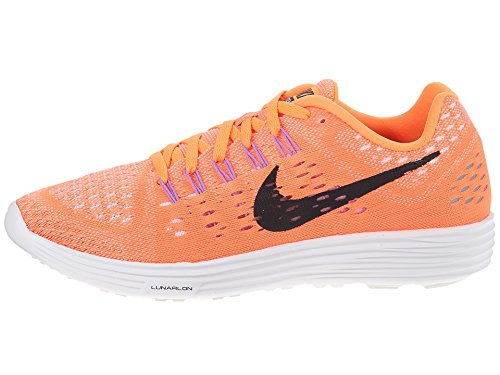 Nike Lunartempo, Chaussures de Running Femme Bright Citrus/Summit White/Fuchsia Glow/Black