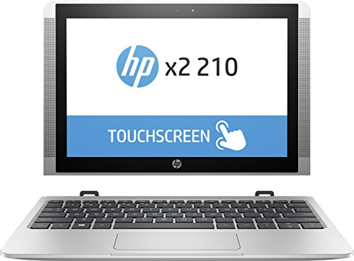 "HP X2 210 G2 1.44GHz x5-Z8350 10.1"" 1280 x 800Pixel Touch screen Argento"