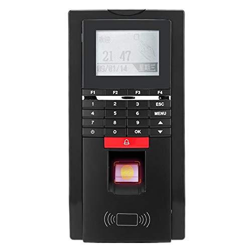 Tür Zutrittskontrollsystem, 125 kHz Biometrischer Fingerabdruck Passwort ID Karte Access Control System, Tür Security Entry System mit TCP/IP, RS485 Kommunikation Access Control Device