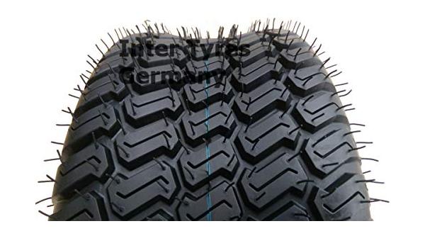 Gripstar 16x7 50 8 Wave 16x7 5 8 Reifen Für Rasentraktor Aufsitzmäher Rasenmäherreifen Auto