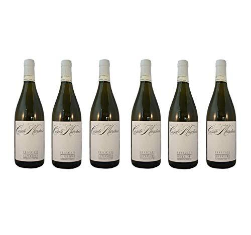 Vino Bianco Frascati Superiore DOCG | 2018 | Casale Marchese - 6 Bottiglie