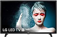 LG Electronics 32LM630BPLA Smart TV LED da 32 pollici HD Ready con Freeview Play - Colore nero ceramico modell