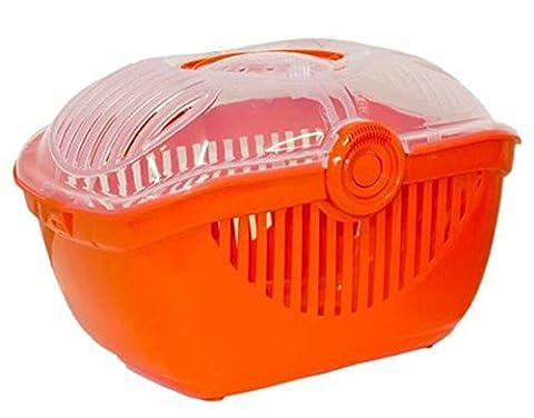 Oben Offen Pet, Behinderte Tiere Box Travel Cage Katze Transportbox,