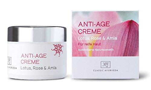 Classic Ayurveda Crème anti-âge, 50 ml