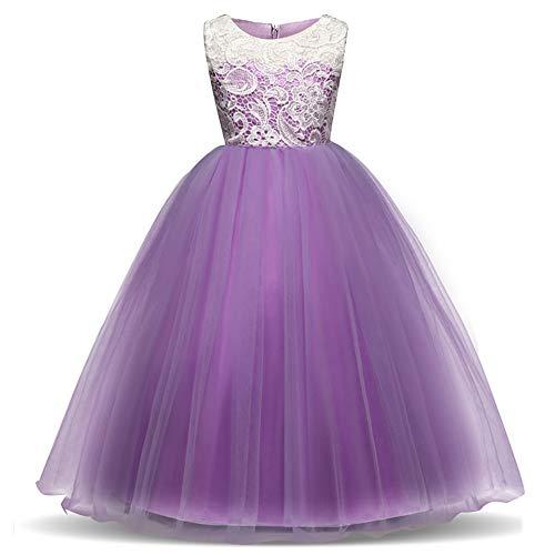6c46a973181a vestiti Pageant Birthday Evening Vestito da damigella d onore da ragazza  Vestito da compleanno di