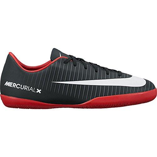 Nike Hallenschuh Kinder Jr. Mercurial Vapor XI (IC) Indoor (30) (Kid Nike Indoor-fußball-schuhe)