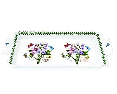 Botanic Garden Sandwich Tray (Portmeirion Botanic Garden Sandwich Tray with Handles by Portmeirion)