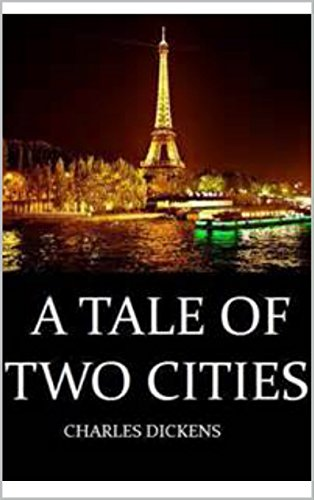 A Tale Of Two Cities Illustrated A Story Of The French Revolution