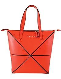 Cross ORIGAMI Women's Collapsible Big Handbag - Red (AC751302B)