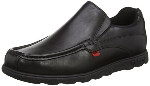 Kickers Men's Fragma15 Slip Mto Lthr Am Loafers, Black (Black), 9 UK...