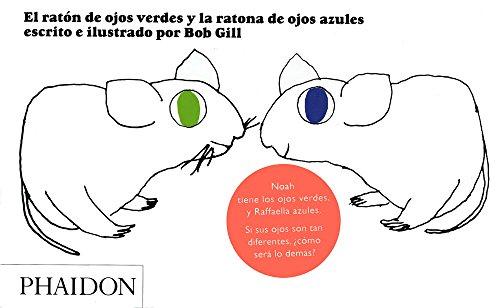 El raton de ojos verdes y la ratona de ojos azukles (Bambini)