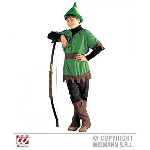 Wald Elf Junge Kostüm - Lively Moments Kinderkostüm König der Diebe Gr. L = 158 ca. 11 - 13 Jahre