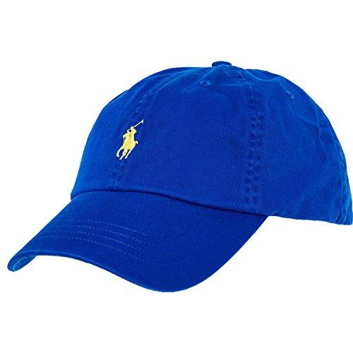 Imagen de polo ralph lauren   de béisbol  para hombre azul azul real taille unique