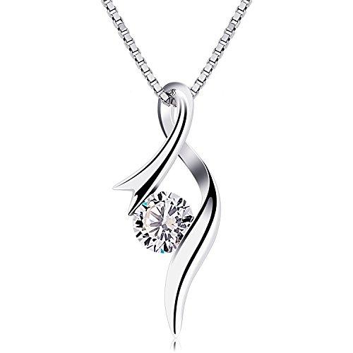bcatcher-femmes-collier-en-argent-925zircone-cubique-pendentif-diamantecadeau-de-saint-valentin