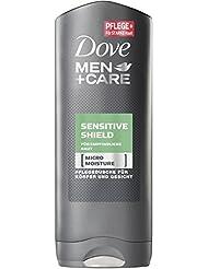 Dove Men+Care Duschgel Sensitive Shield, 6er Pack (6 x 250 ml)