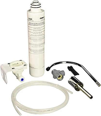 OmniFilter CBF2-S-05 Undersink Quick-Change Water Filter System by OMNIFilter