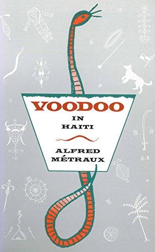 Voodoo in Haiti par Alfred Metraux