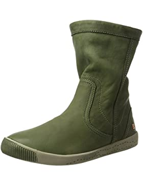 Softinos Damen Iggy269sof Washed Schlupfstiefel