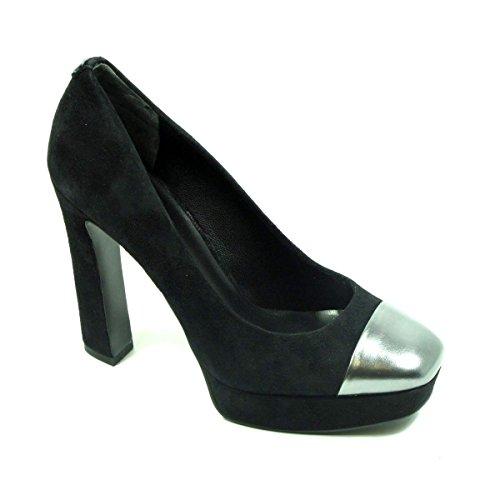 Guess Damen High heel pumps Web, Schwarz, 40 (Web Guess)