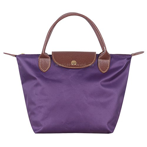 wocharm, Borsa a mano donna Purple