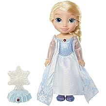 "Jakks 40973 Frozen ""El Reino del Hielo"" - Muñeca Northern Light Feature Elsa"