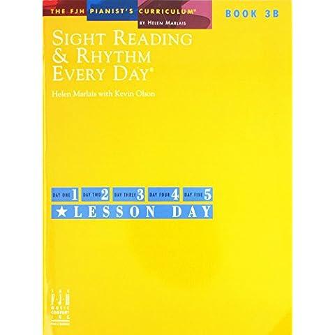 Sight Reading & Rhythm Every Day 3B Piano