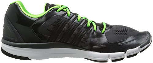 adidas Adipure 360.2 Herren Sneakers Dunkelgrau, Neongrün