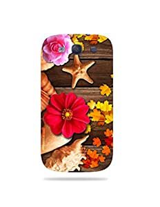 Samsung Galaxy S3 Printed Mobile Cover / MBA MarSal Designed Printed Mobile Cover For Samsung Galaxy S3