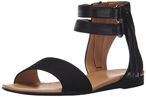 franco-sarto-l-greer-damen-us-6-schwarz-gladiator-sandale-uk-4-eu-36