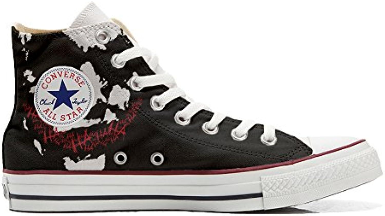 Converse All Star Zapatos Personalizados Unisex (Producto Handmade) con Cachorros - TG43 -