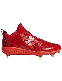 sports shoes 6b077 802a3 adidas Adizero Afterburner V Dipped Cleat Mens Baseball 13 Hi Res  Red-Scarlet-Solar