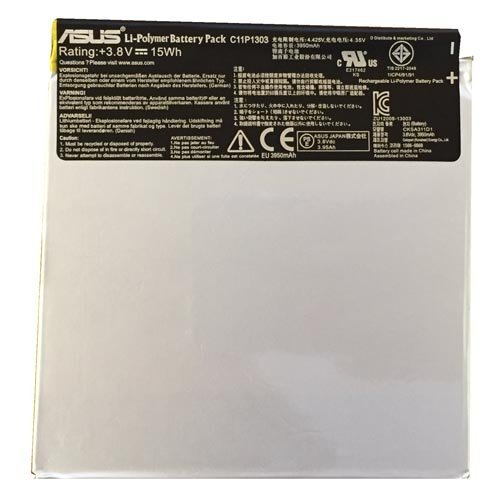 ASUS Google Nexus 7 (Version 2013) Akku, Battery, Li-Ion Polymer, 3950 mAh, C11P1303