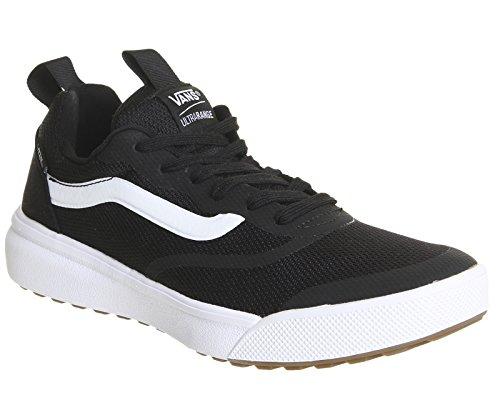 Vans Unisex-Erwachsene Ultrarange Rapidweld Sneaker schwarz / weiß