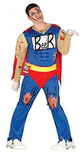 shoperama Herren Kostüm Zombie Biermann Duff Beer