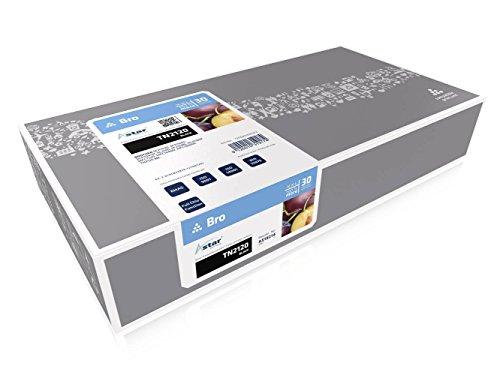 Preisvergleich Produktbild ASTAR AS19214 Toner kompatibel zu BROTHER TN2120 5200 Seiten,  Schwarz,  XXL (100% Mehrleistung)
