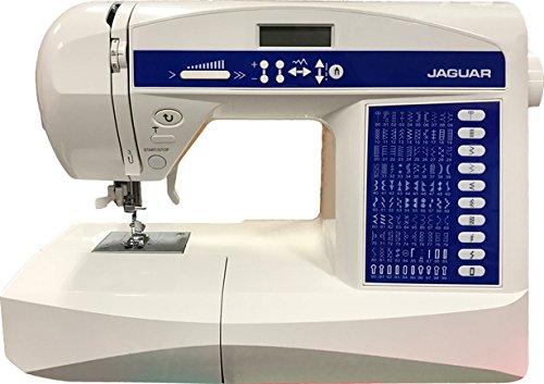 Máquina de Coser Jaguar 596 (Edición Acolchada) Incluye 200,00 € de Accesorios GRATIS