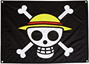 GE Animation GE-6468 One Piece Luffy's Straw Hat Pirate