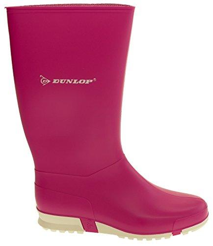 Dunlop Caoutchouc Bottes Imperméables Bottes de Pluie Femmes