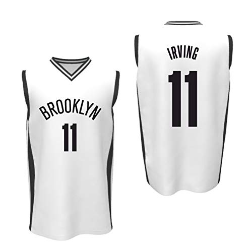 Kyrie Irving (11) NBA Basketball Trikot - Brooklyn Nets - 2019/2010 - Weiß - Herren (XXL)