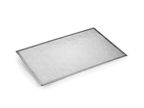 Naber Hitzeschutzplatten, alu