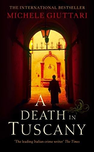 Book cover for A Death in Tuscany
