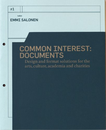 COMMON INTEREST: DOCUMENTS