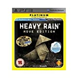 Heavy Rain - Move Platinum Edition (Sony PS3) [Import UK]