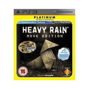 Heavy Rain : Move Edition - Platinum [import anglais]